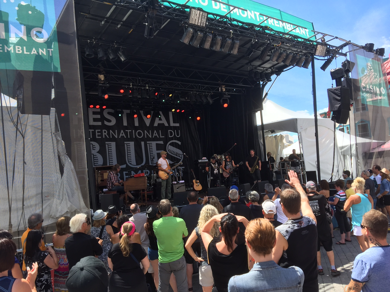 Blues Festival Mont Tremblant
