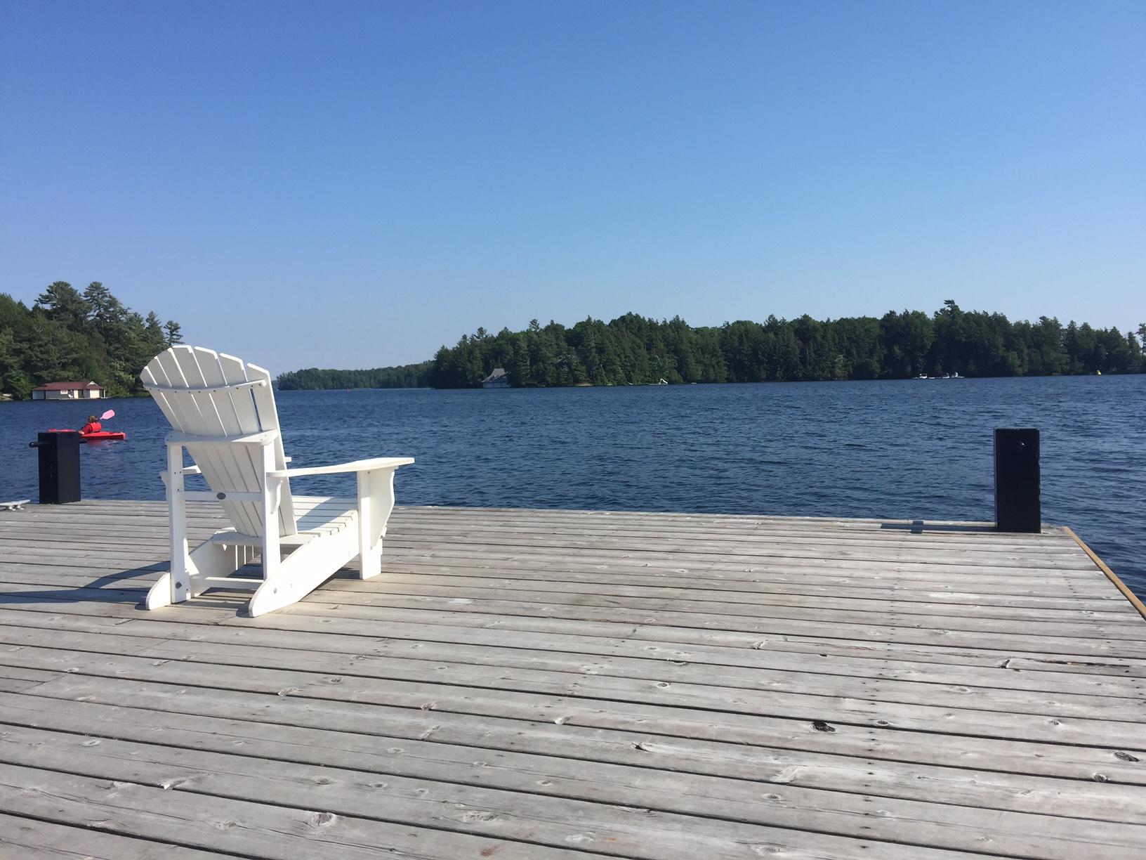 Lake Muskoka Canada
